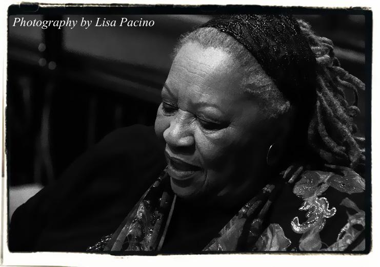 Toni Morrison by Lisa Pacino