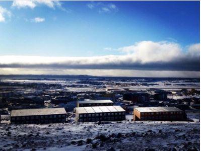 Overlook of Iqaluit