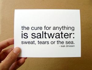 isak dinesen saltwater