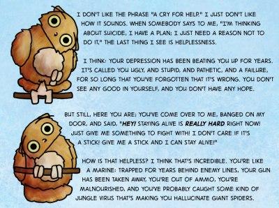 owl stigma