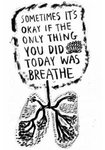 breathe today