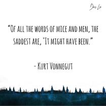 Kurt Vonnegut Might