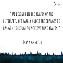 Maya Angelou Beauty