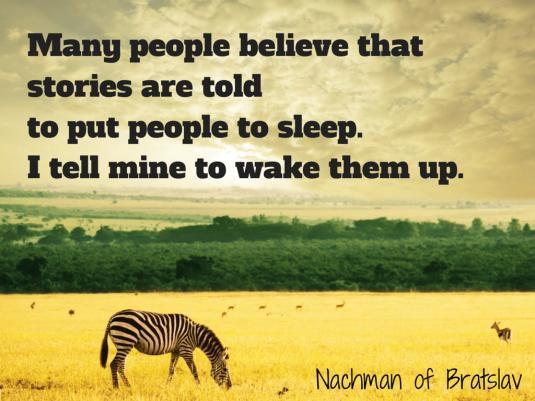 Nachman of Batslav Stories to Awaken