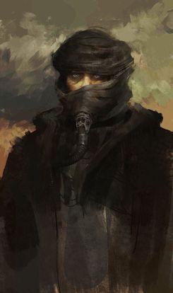 Unknown artist of Freeman portrait