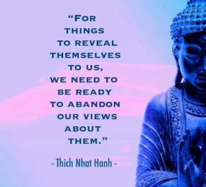 Thich Nhat Hanh abandon