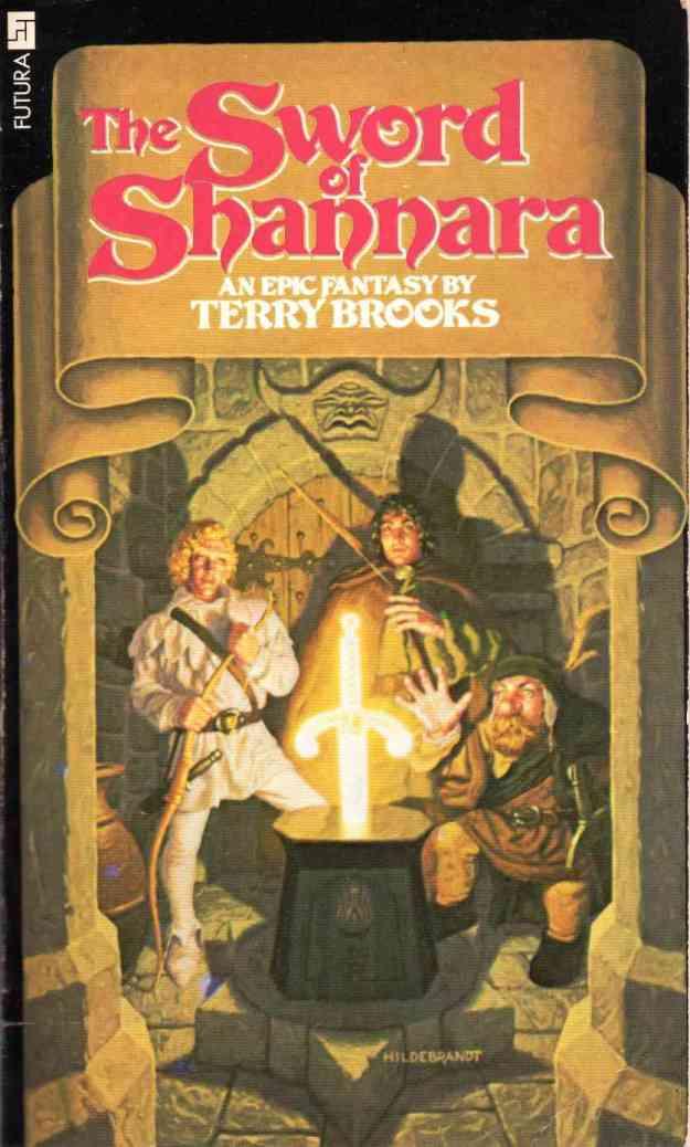 Cover art of Sword of Shannara